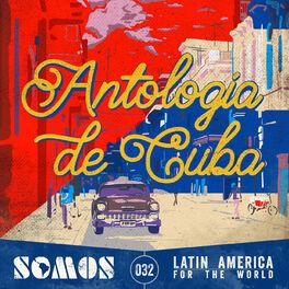 Album cover of Antologia de Cuba