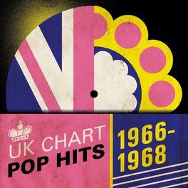 Various Artists UK Chart Pop Hits 1966 1968