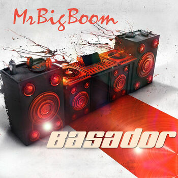 Mr. Big Boom cover