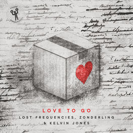Album cover of Love To Go