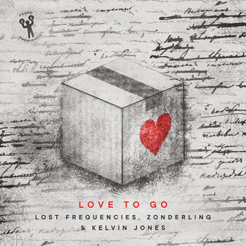 Love To Go cover