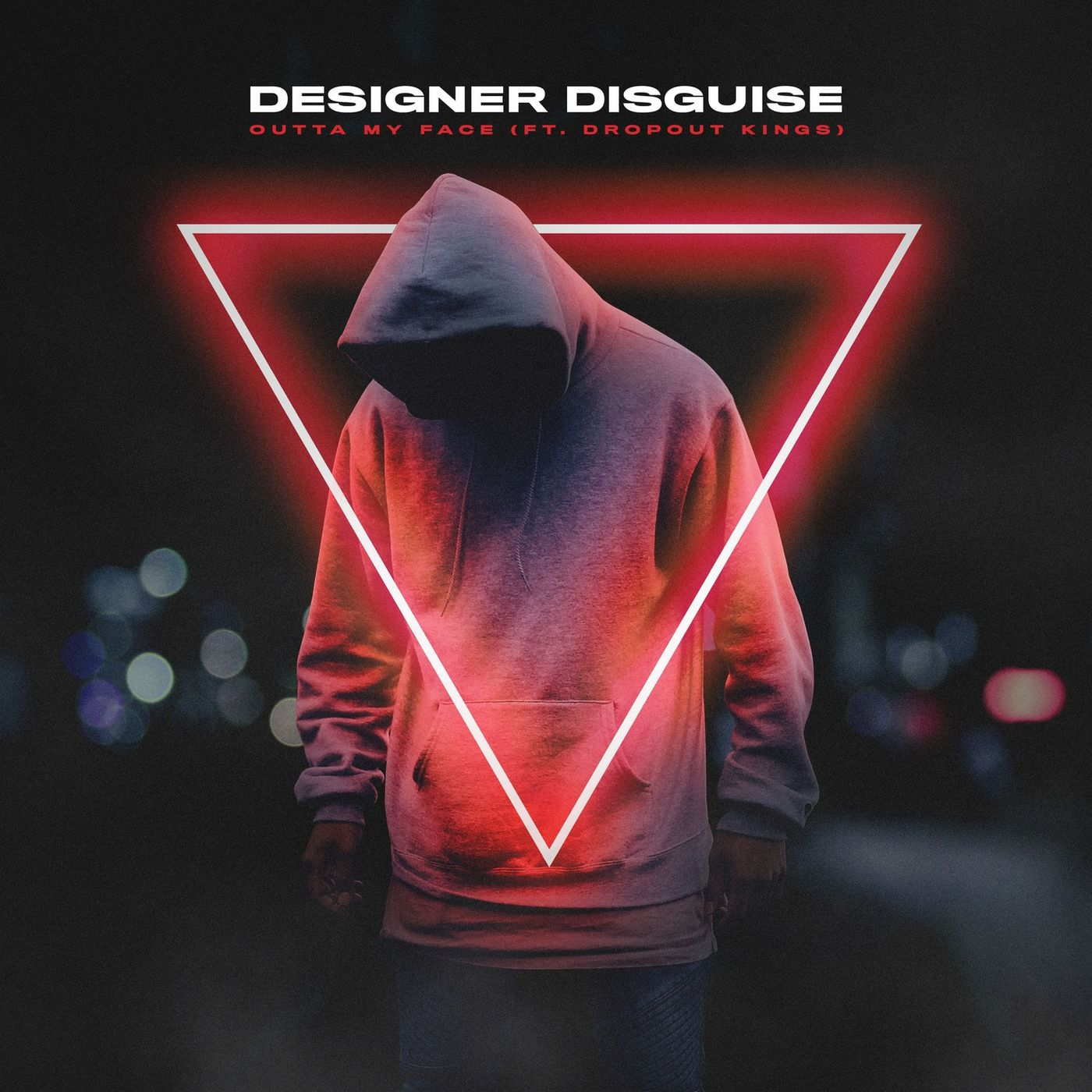 Designer Disguise - Outta My Face [single] (2020)