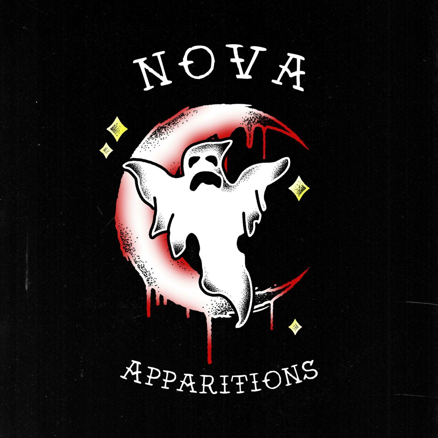 N O V A - Apparitions [EP] (2019)
