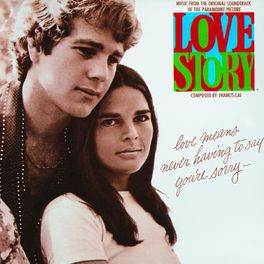 Album cover of Love Story