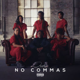 Album cover of No Commas