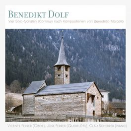 Album cover of Vier Solo-Sonaten (Continui) nach Kompositionen von Benedetto Marcello