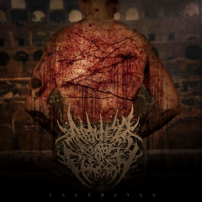 Lacerated