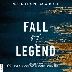 Fall of Legend - Legend Trilogie, Teil 1 (Ungekürzt) Audiobook