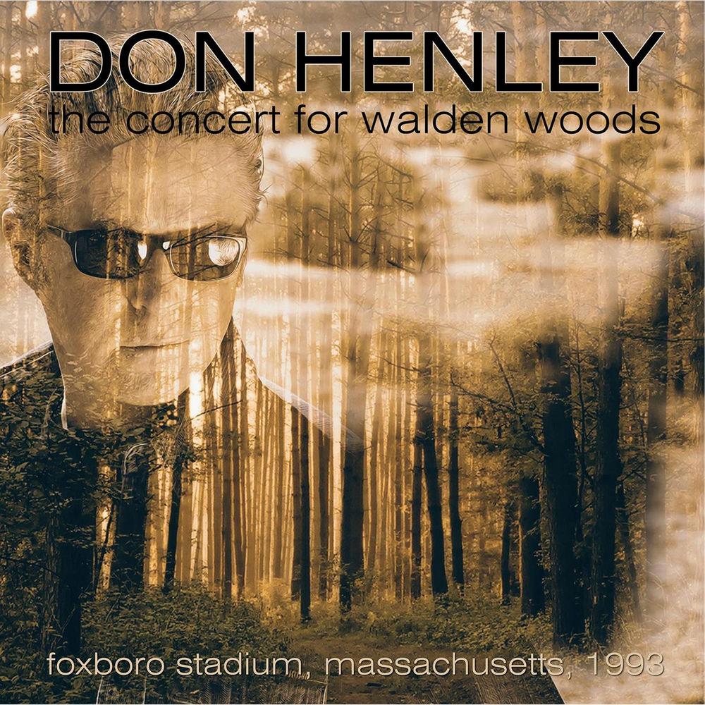 Don Henley Talks (Live)
