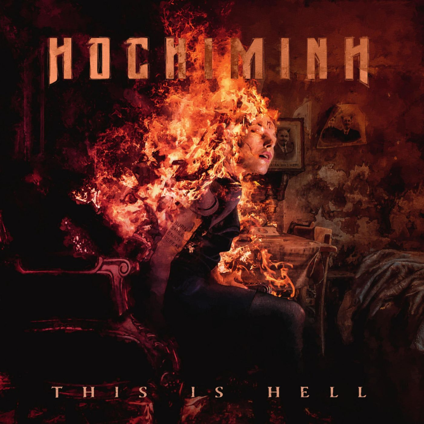 Hochiminh - This Is Hell (2021)