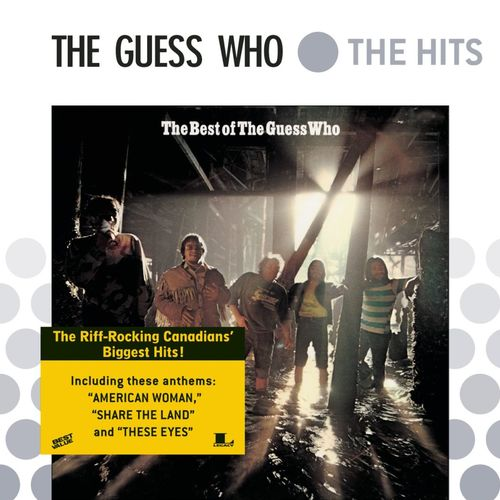 Baixar CD The Best Of The Guess Who – The Guess Who (2003) Grátis