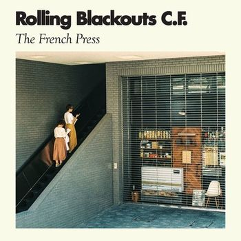 French Press cover