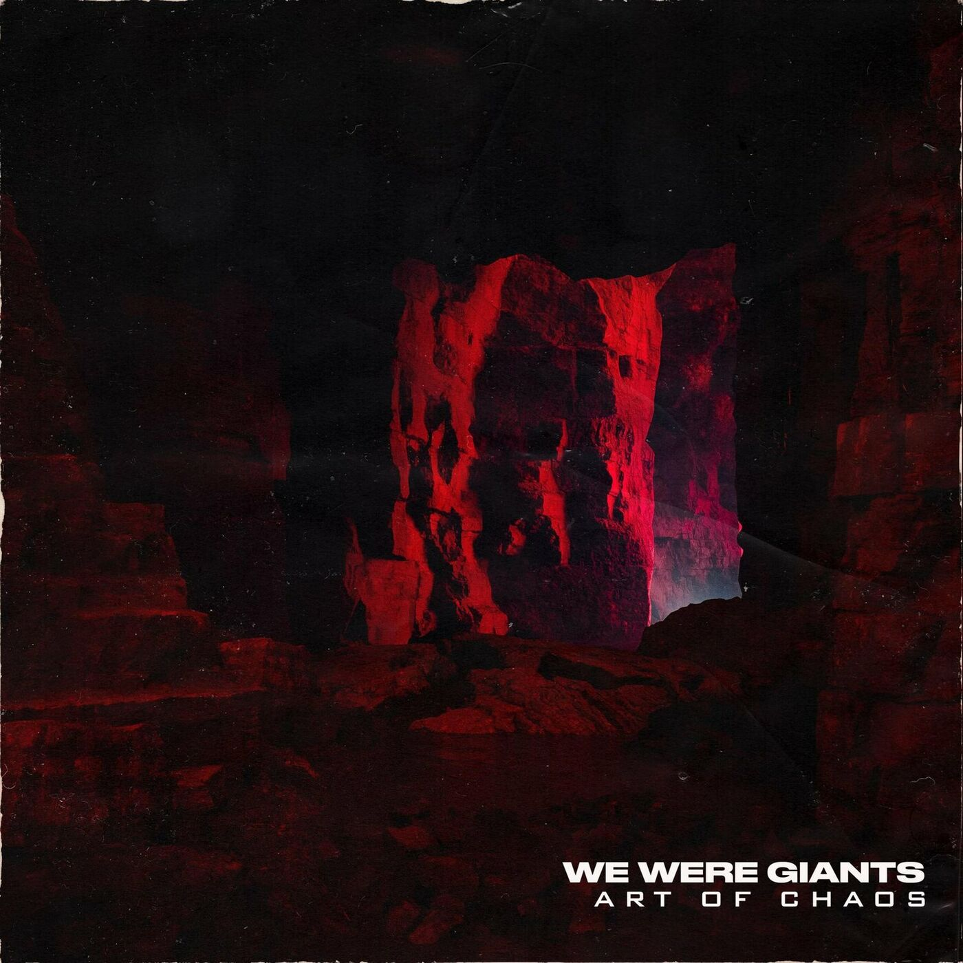 We Were Giants - Art Of Chaos [single] (2020)