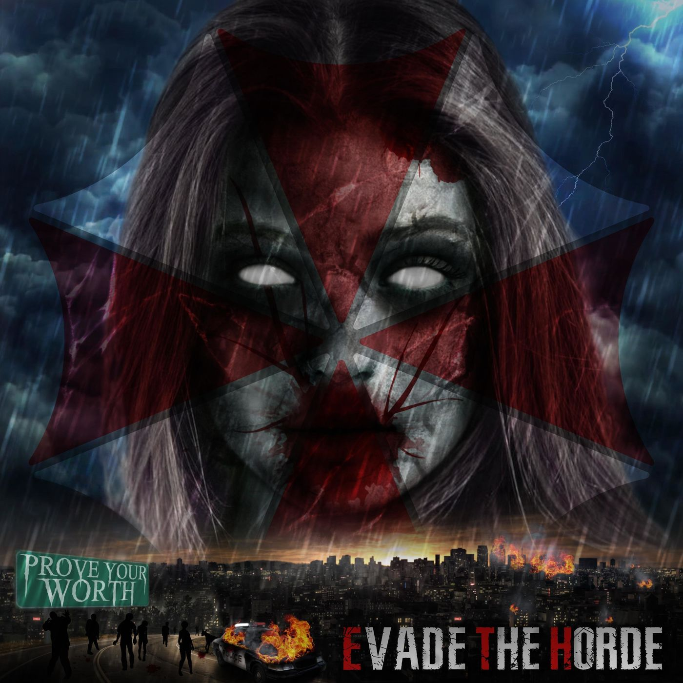 Prove Your Worth - Evade The Horde [single] (2020)
