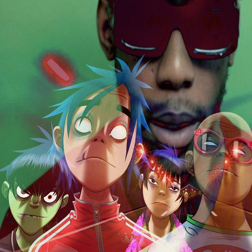Gorillaz - Song Machine Episode 4  Singles Mp3 320 kbs
