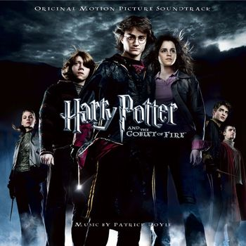 The Goblet of Fire cover