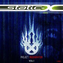 Static-X – Project Regeneration, Vol. 1 2020 CD Completo