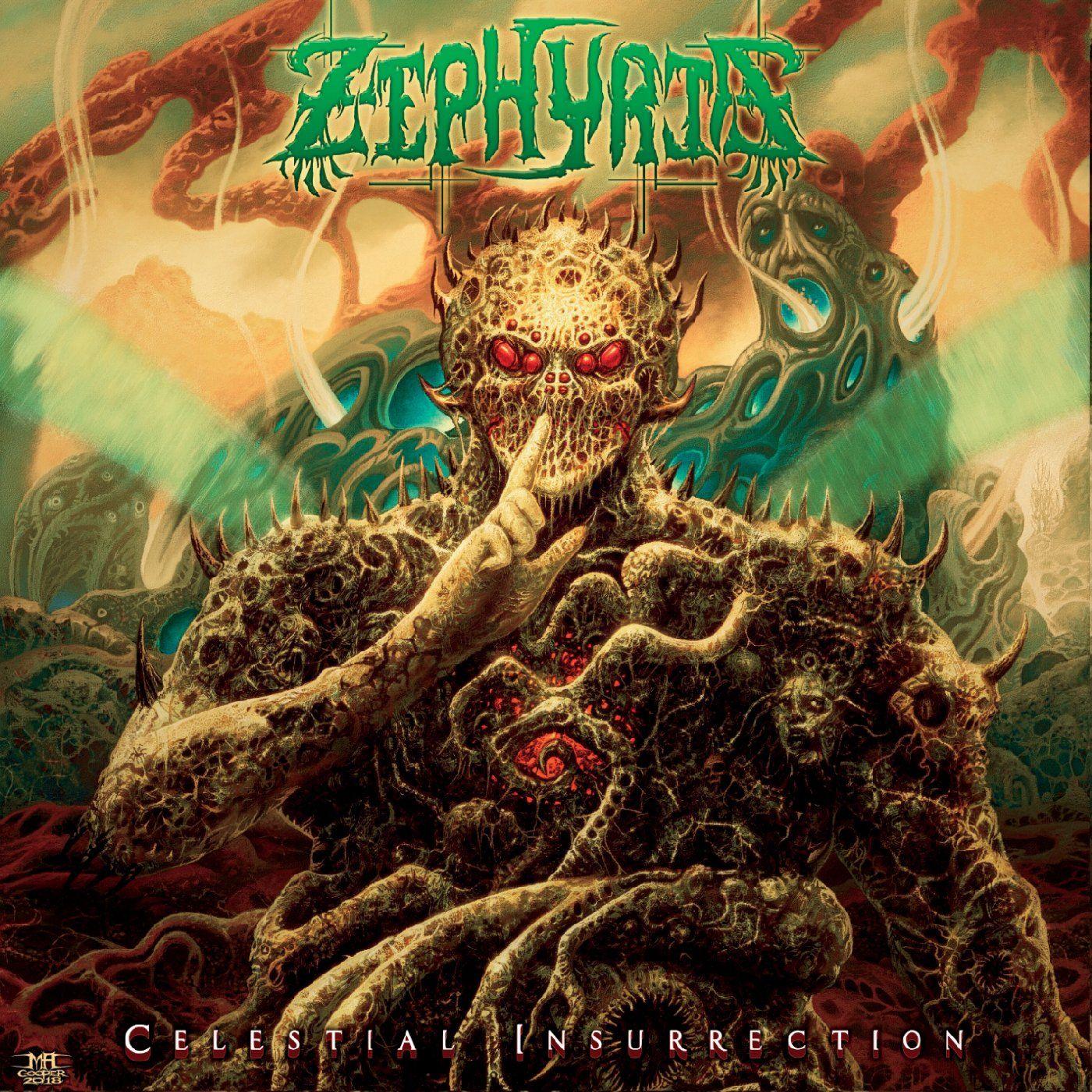 Zephyria - Celestial Insurrection (2020)