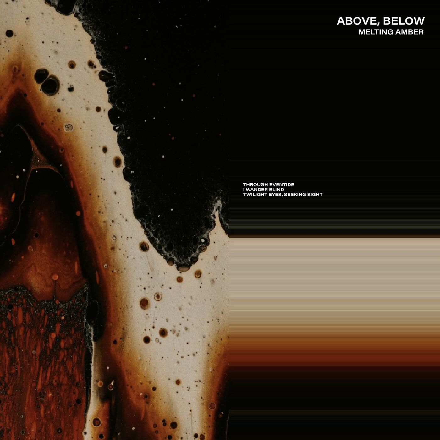 Above, Below - Melting Amber [single] (2021)