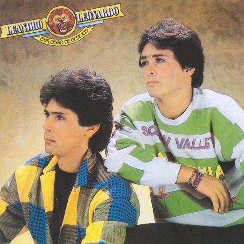Baixar CD Explosão de Desejos – Leandro and Leonardo (1994) Grátis