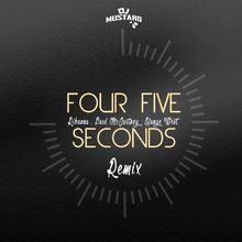 Four Five Seconds (DJ Mustard Remix) - Kanye West Chords