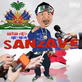 Album cover of Sanzave
