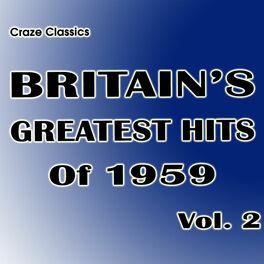 Album cover of UK Greatest Hits 1959 Vol. 2