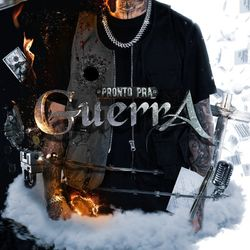 MC PH – Pronto pra Guerra 2021 CD Completo
