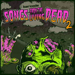 Album cover of Songs From The Living Dead Part 2