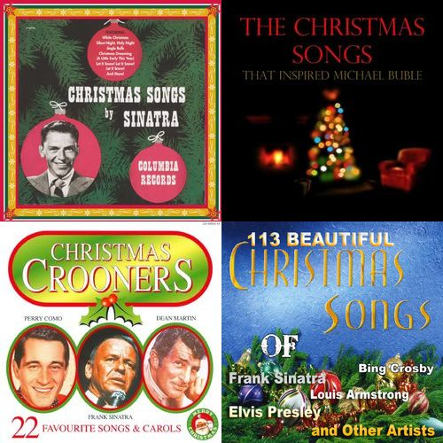 christmas songs frank sinatra playlist listen now on deezer music streaming - Christmas Songs By Sinatra