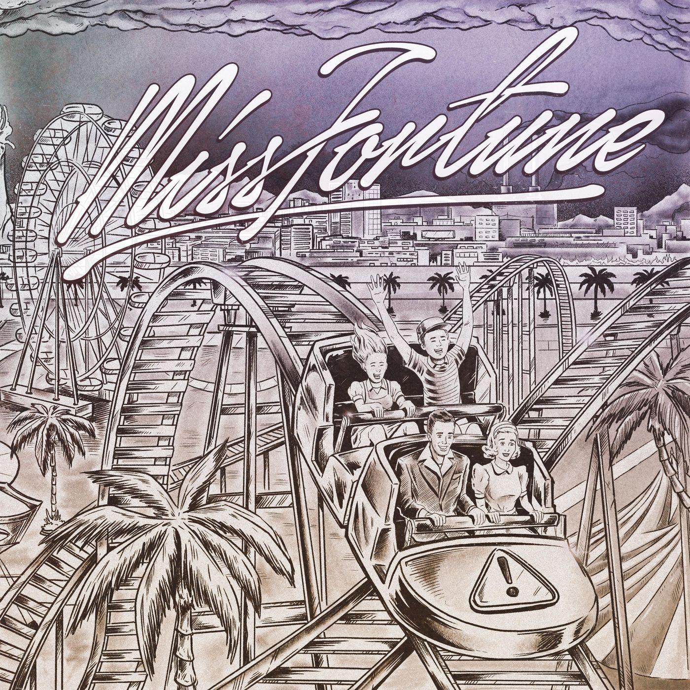 Miss Fortune - Miss Fortune (Instrumental) (2020)