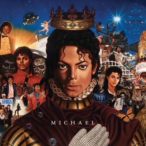 Baixar CD Michael – Michael Jackson (2010) Grátis
