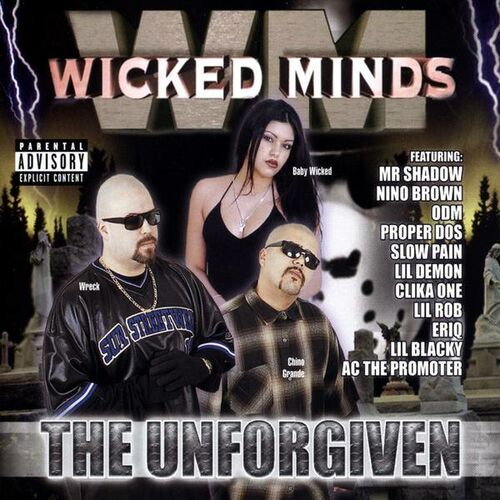 Wicked Minds - Wicked Minds Intro feat Frost, Lil Rob