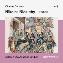 Album cover of Nikolas Nickleby (4 von 5)