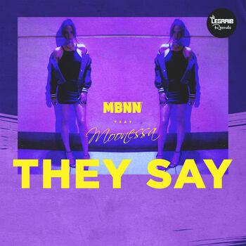 They Say cover