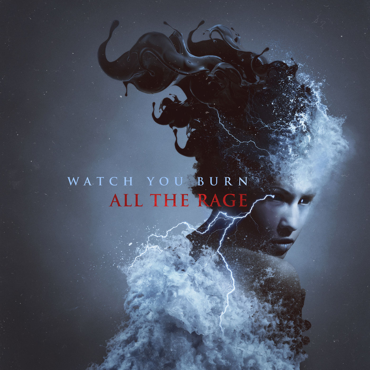 Watch You Burn - All The Rage [EP] (2020)