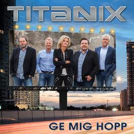 Album cover of Ge mig hopp / Här vill jag leva