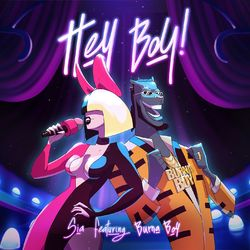 Hey Boy (feat. Burna Boy) - Sia  Download