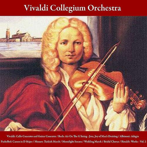 Vivaldi Collegium Orchestra: Vivaldi: Cello Concerto and