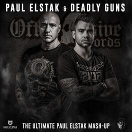 Album cover of The Ultimate Paul Elstak Mash-Up