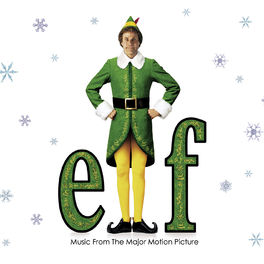 Album cover of Elf (Music from the Major Motion Picture)