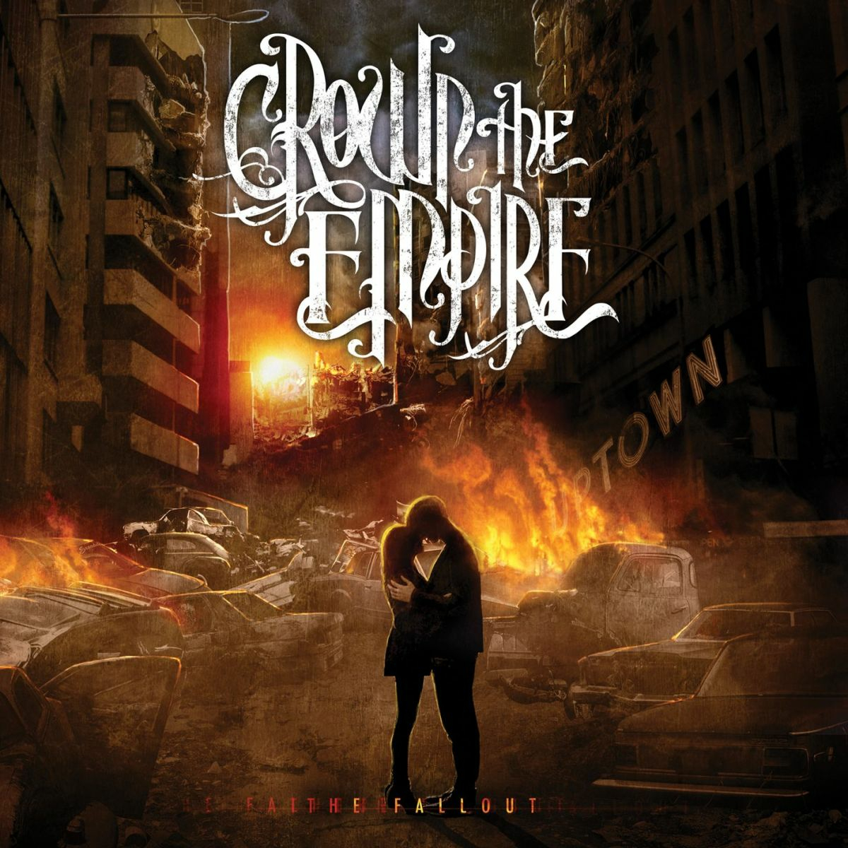 Crown The Empire - The Fallout (2012)