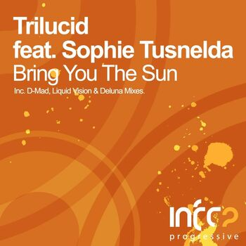 Bring You The Sun cover