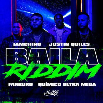 Baila Riddim cover