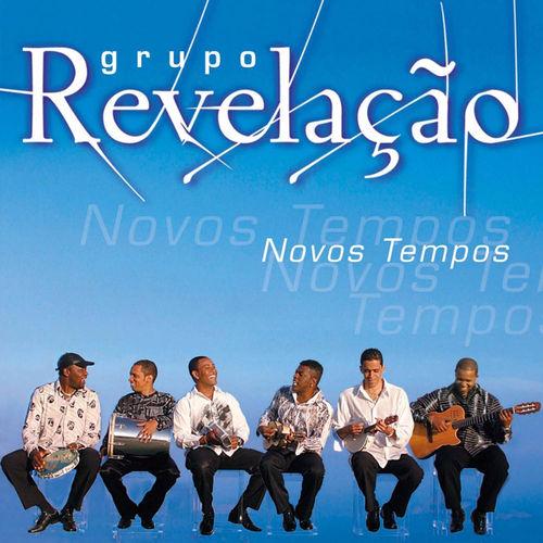 Baixar CD Novos Tempos – Grupo Revelação (2003) Grátis