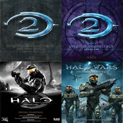Halo original soundtrack playlist - Listen now on Deezer