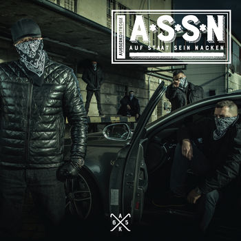 A.S.S.N. cover