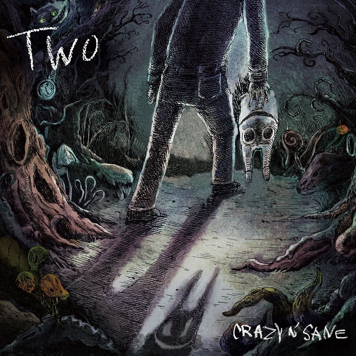 Crazy N' Sane - Two [EP] (2020)