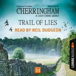 Trail of Lies - Cherringham - A Cosy Crime Series: Mystery Shorts 31 (Unabridged) Audiobook