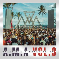 CD Sorriso Maroto - A.M.A - Vol. 3 (Ao Vivo) 2021 - Torrent download